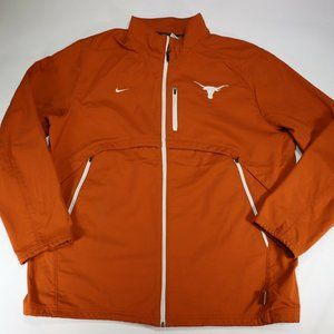 Texas Longhorns Nike Mens Football Pullover Orange